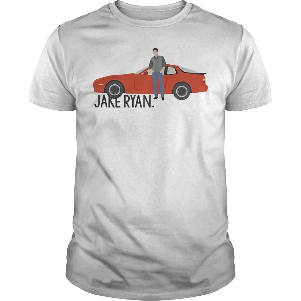Sixteen Candles Jake Ryan Guys Shirt