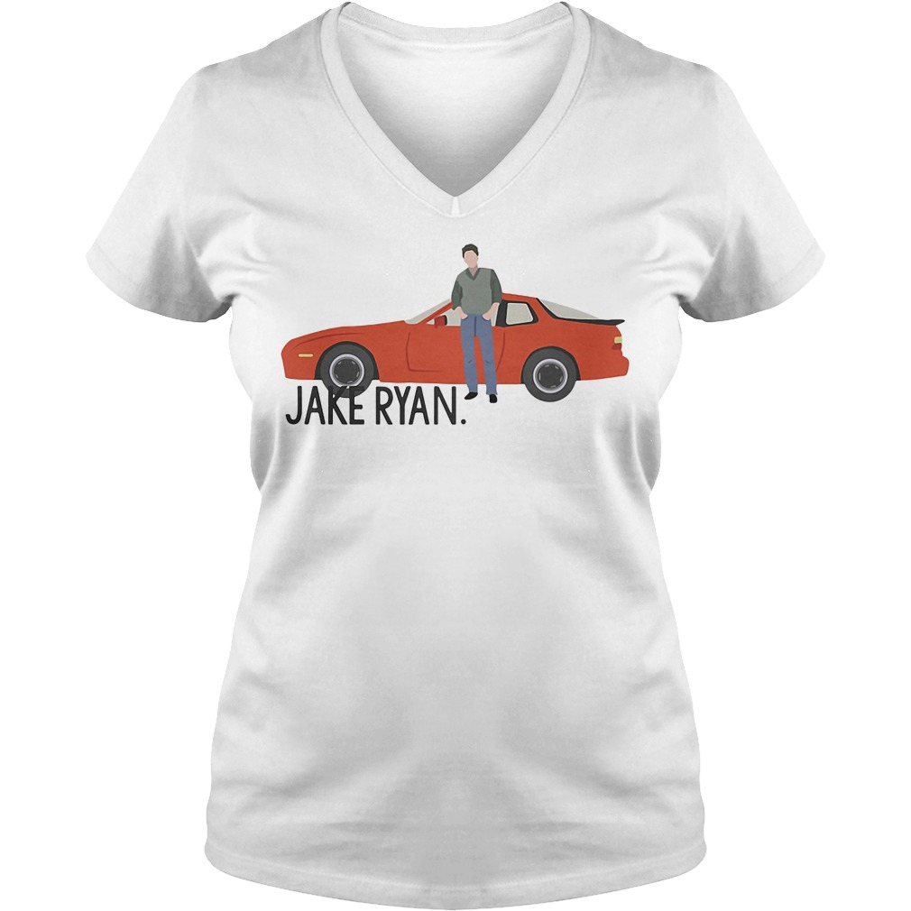 Sixteen Candles Jake Ryan V-neck T-shirt