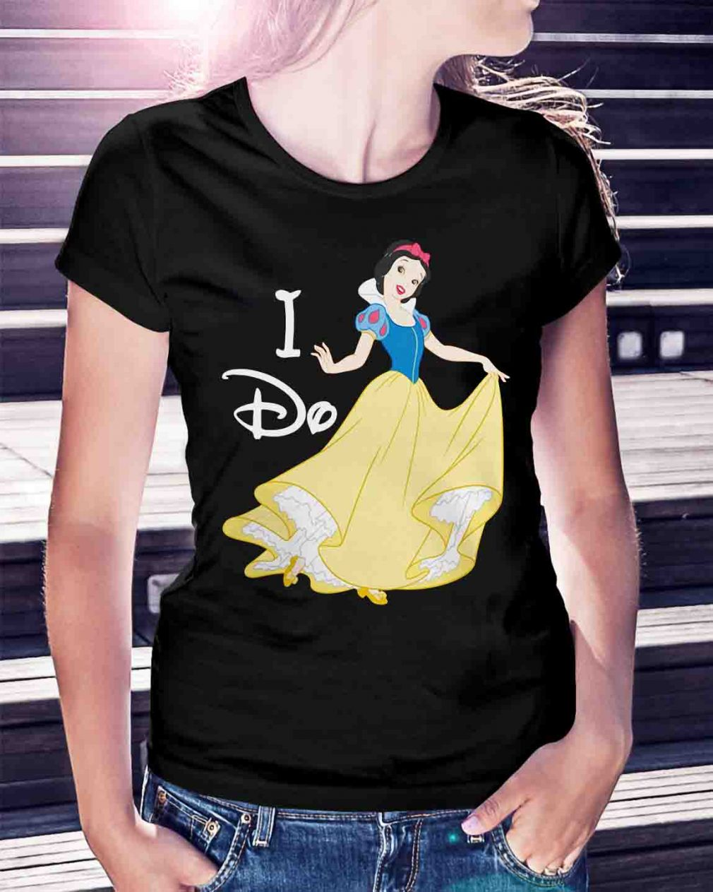 Snow White I do shirt