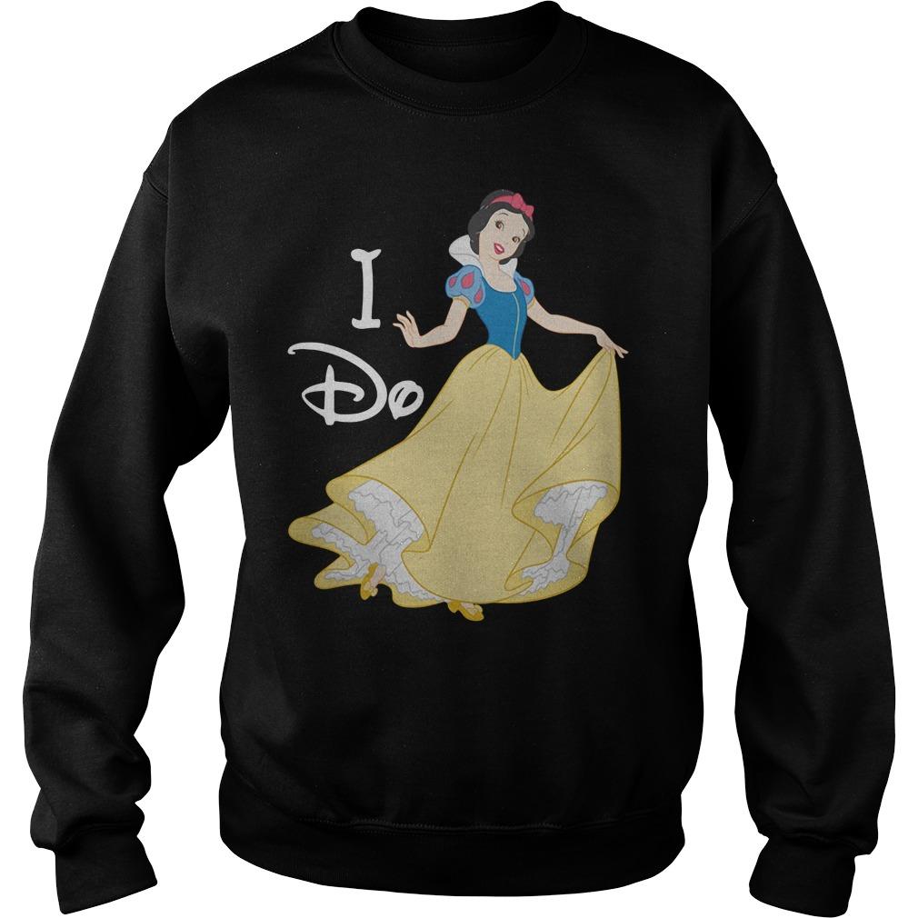 Snow White I do Sweater