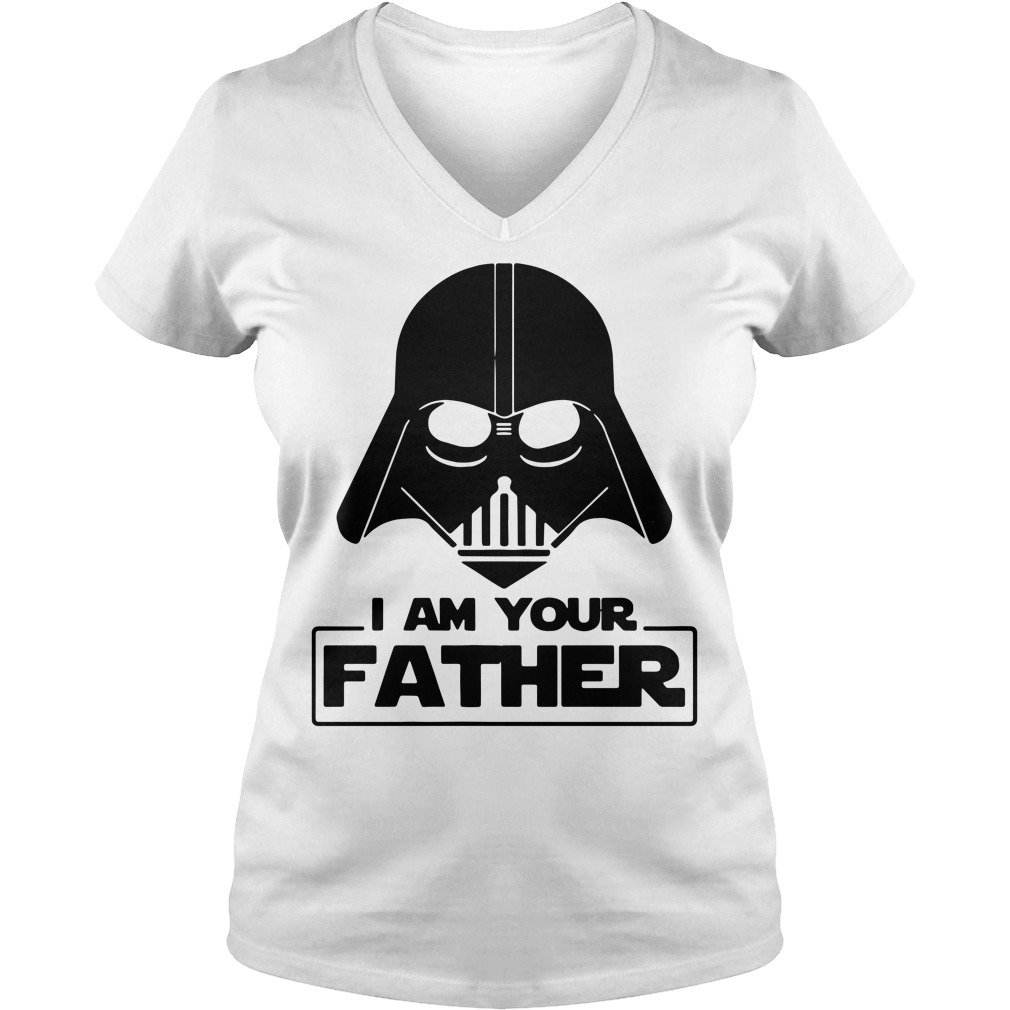 Star wars I am your father V-neck T-shirt