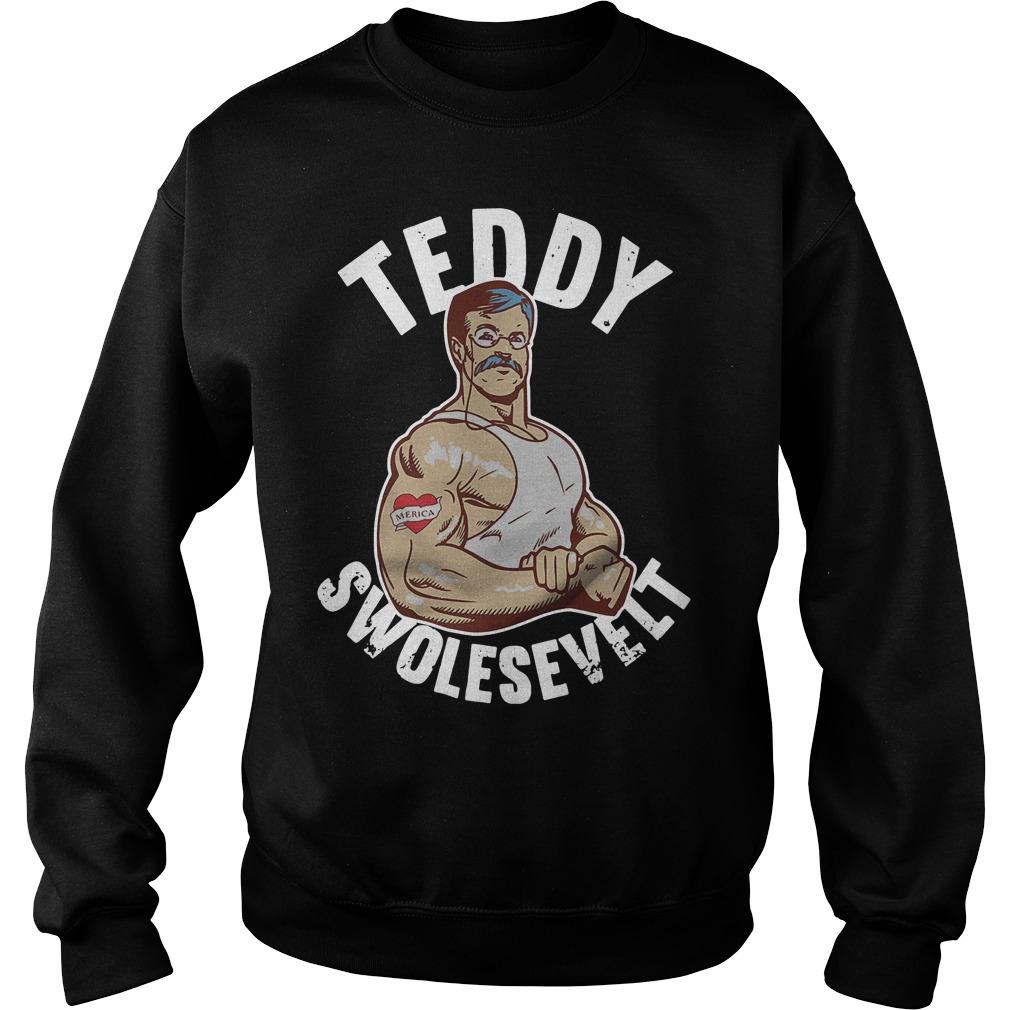 Teddy Swolesevelt Sweater