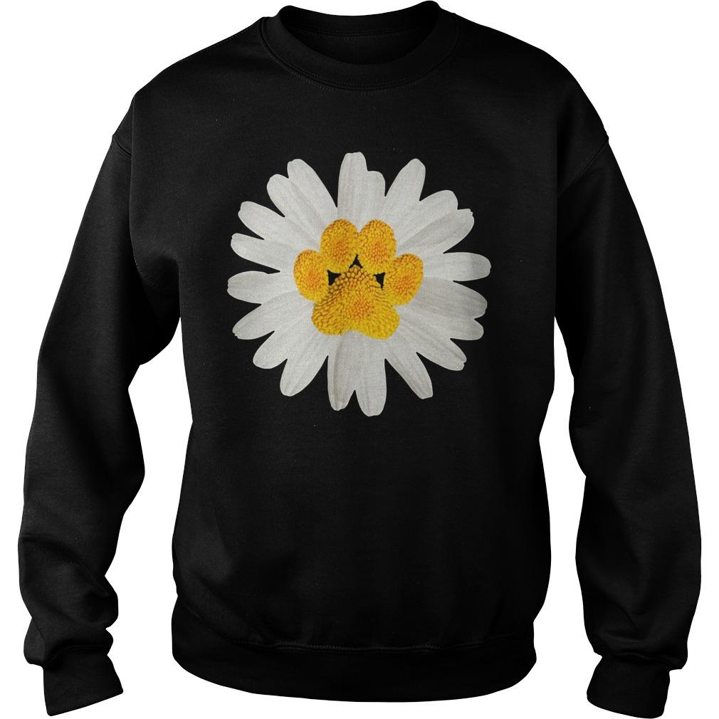 Dogpaw daisy Sweater