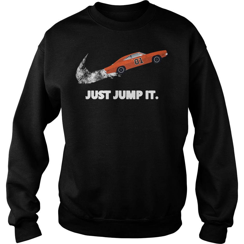The Dukes of Hazzard 01 just jump it Sweater