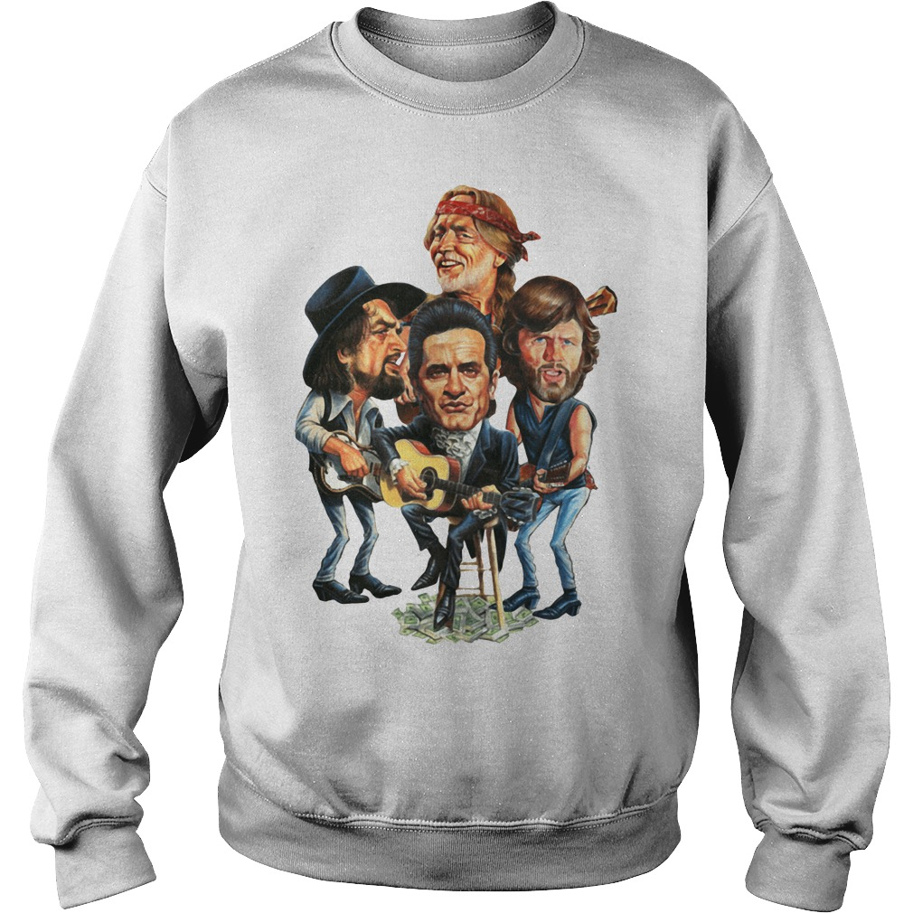 The Highwaymen group music Sweater