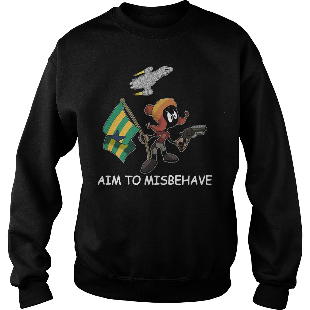 Marvin aim to misbehave Sweater