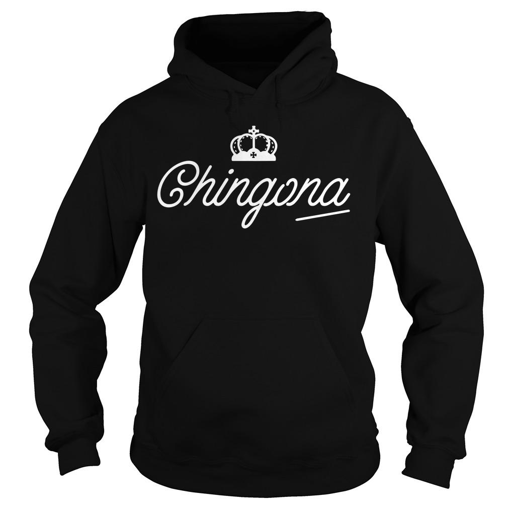 Official Chingona Hoodie