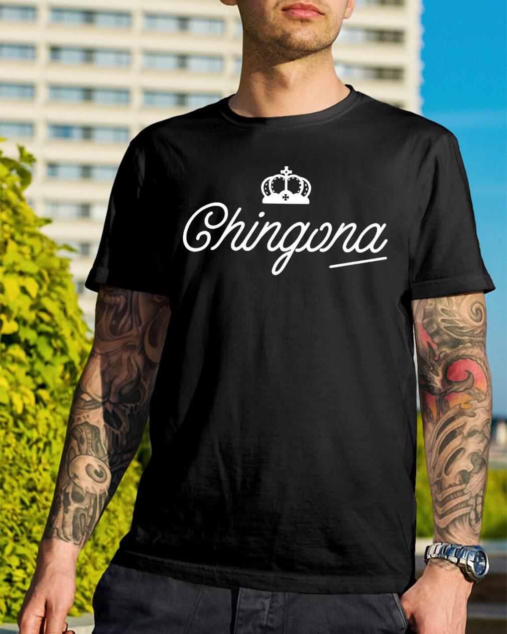 Official Chingona shirt