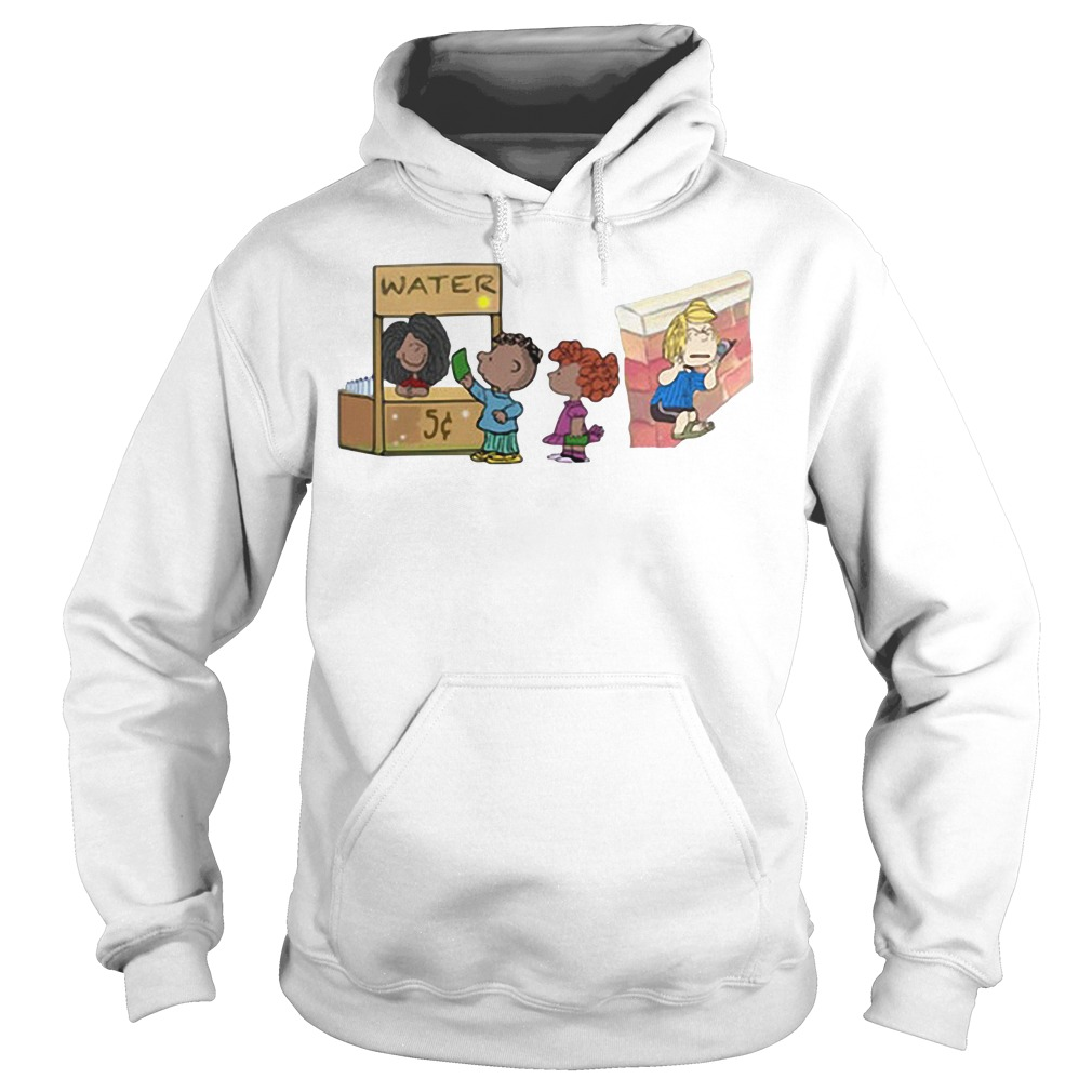 The peanuts permit patty Hoodie