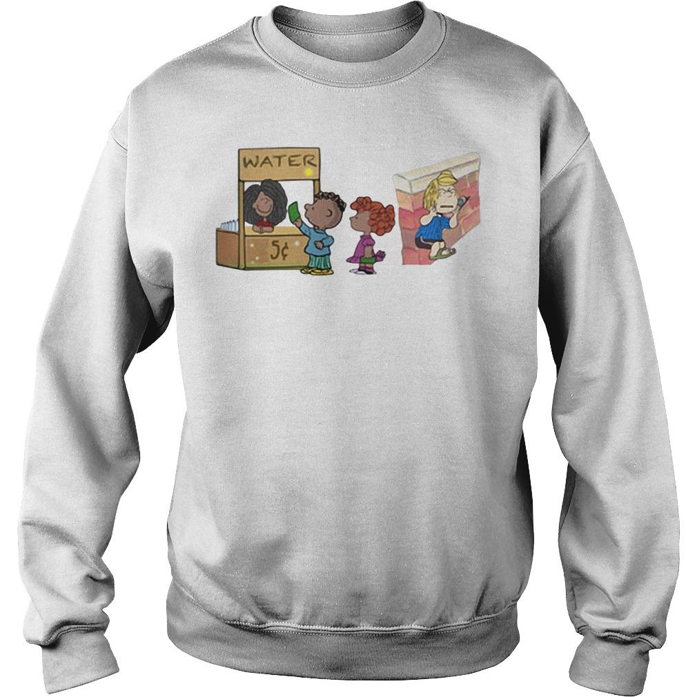 The peanuts permit patty Sweater