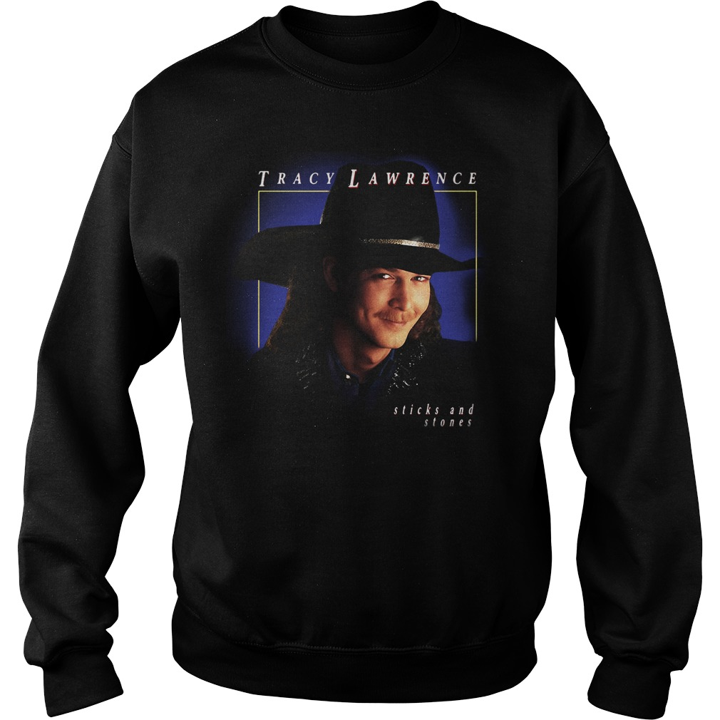 Tracy Lawrence sticks and stones Sweater