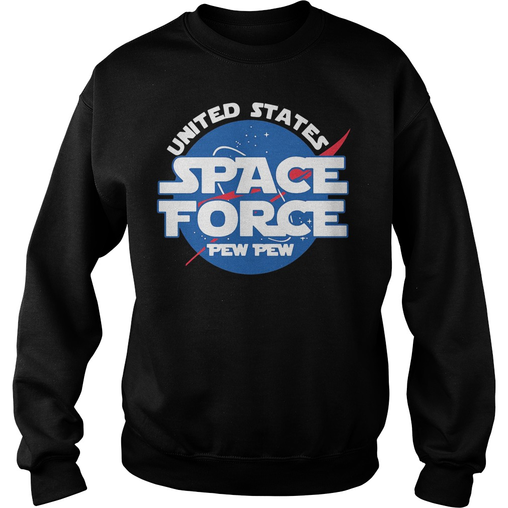 United states space force pewpew Sweater
