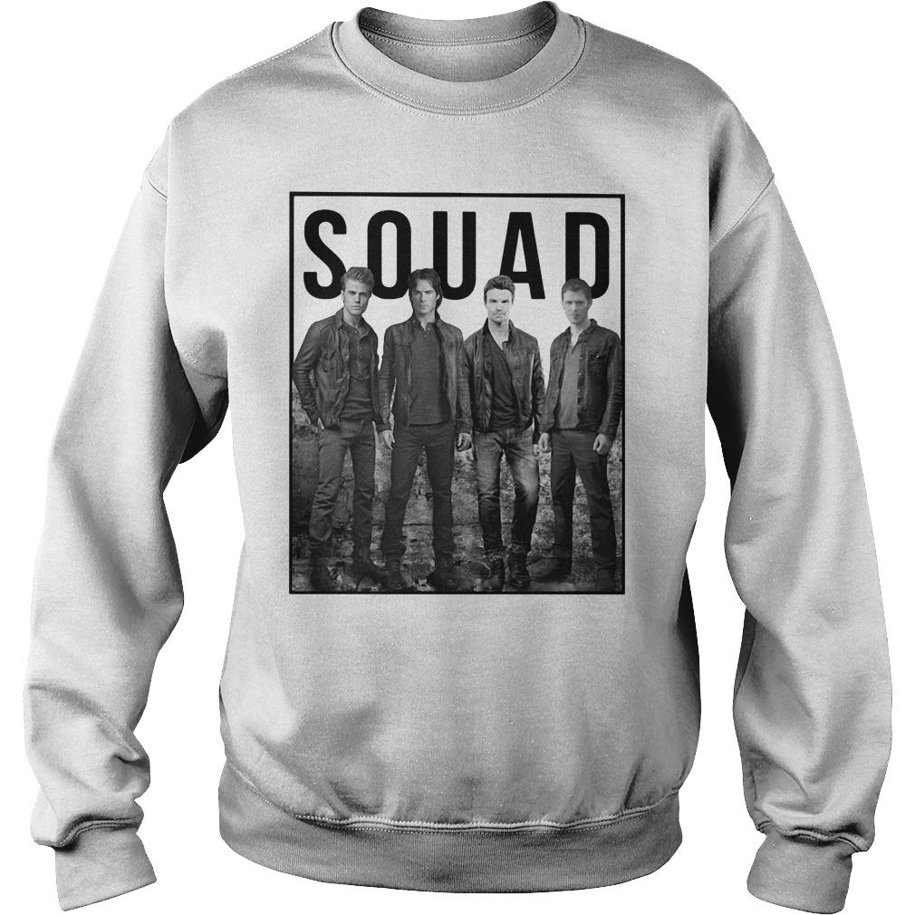 The Vampire Diaries Suicide Squad Sweater