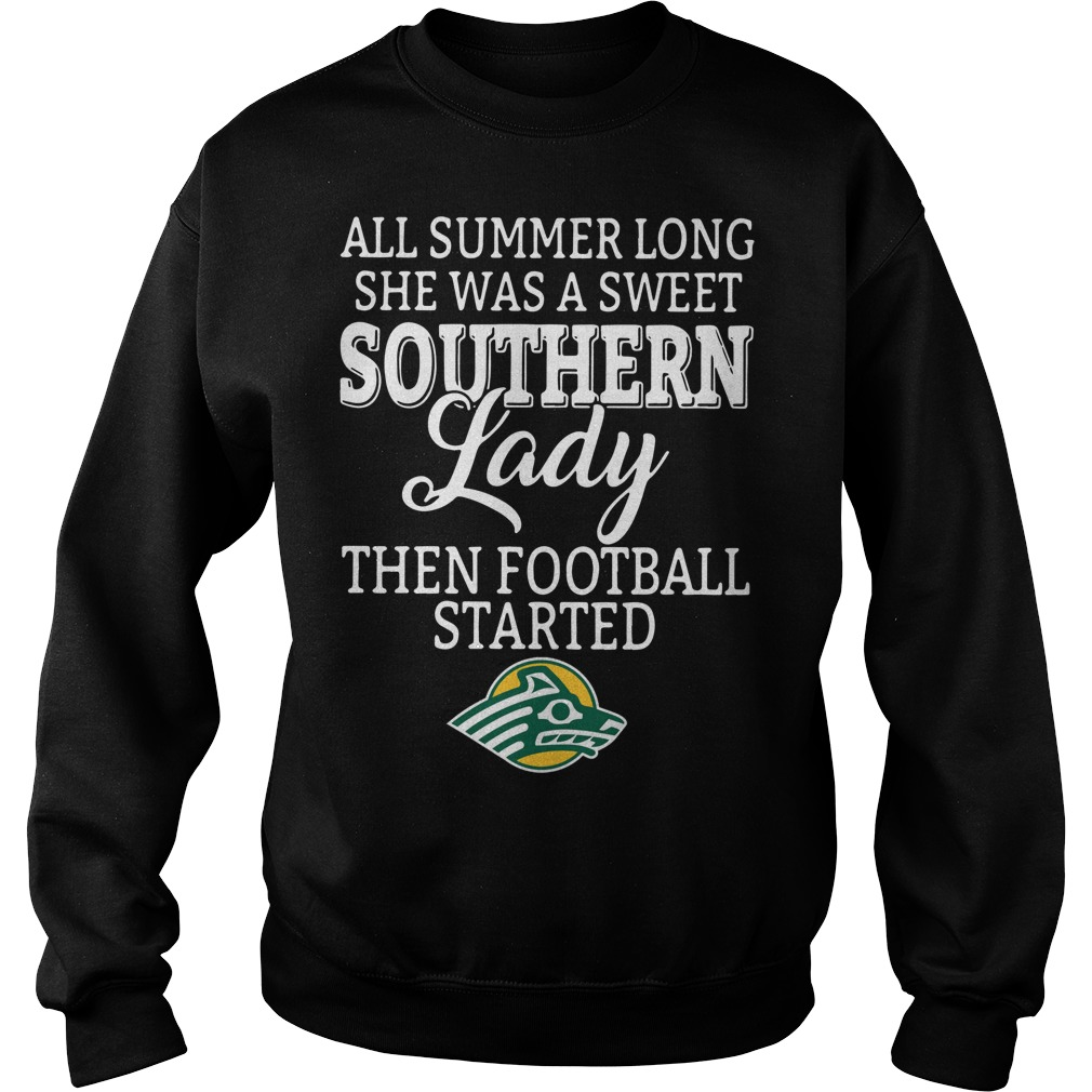 Alaska Anchorage Seawolves all summer long she was a sweet Sweater