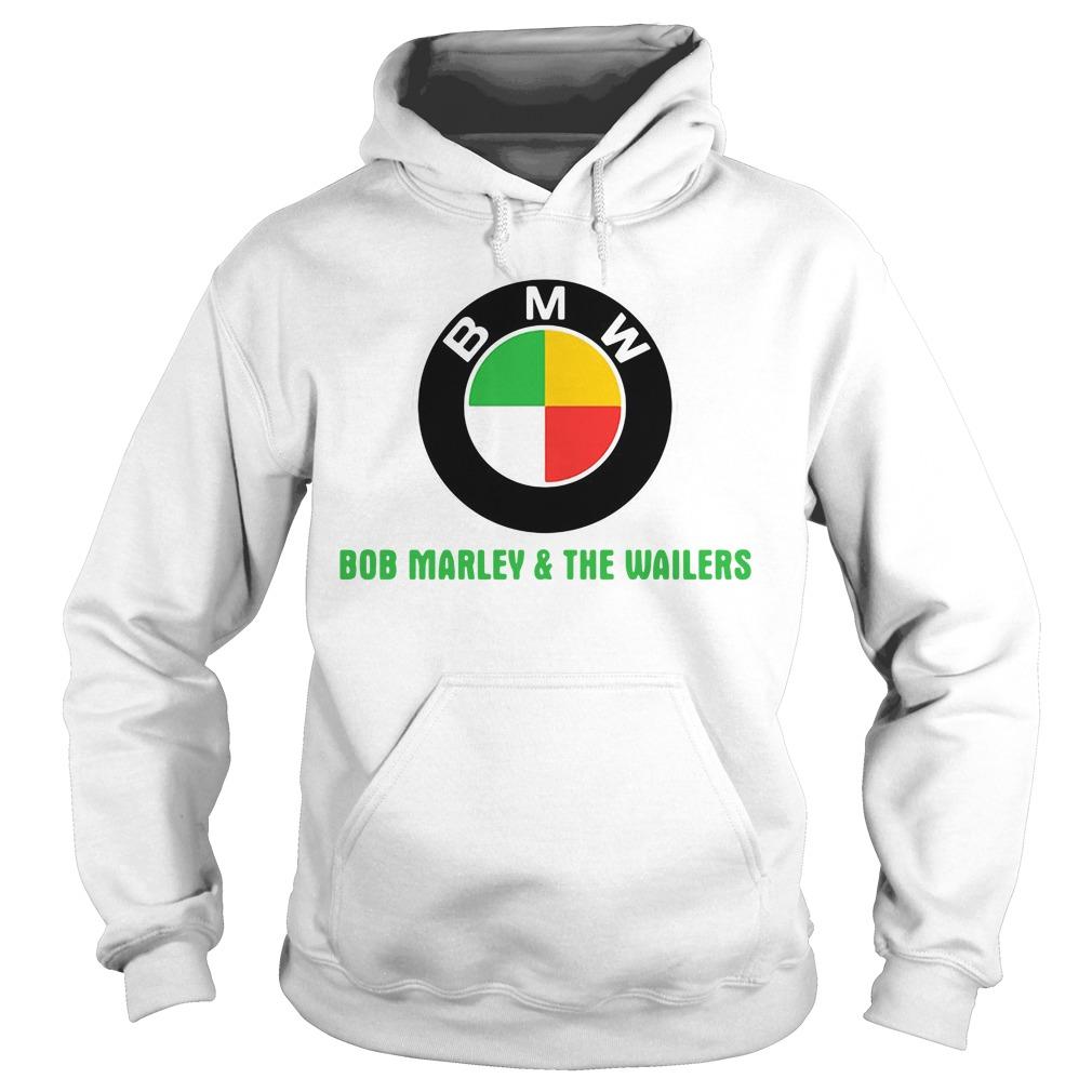 BMW Bob Marley and the wailers Hoodie