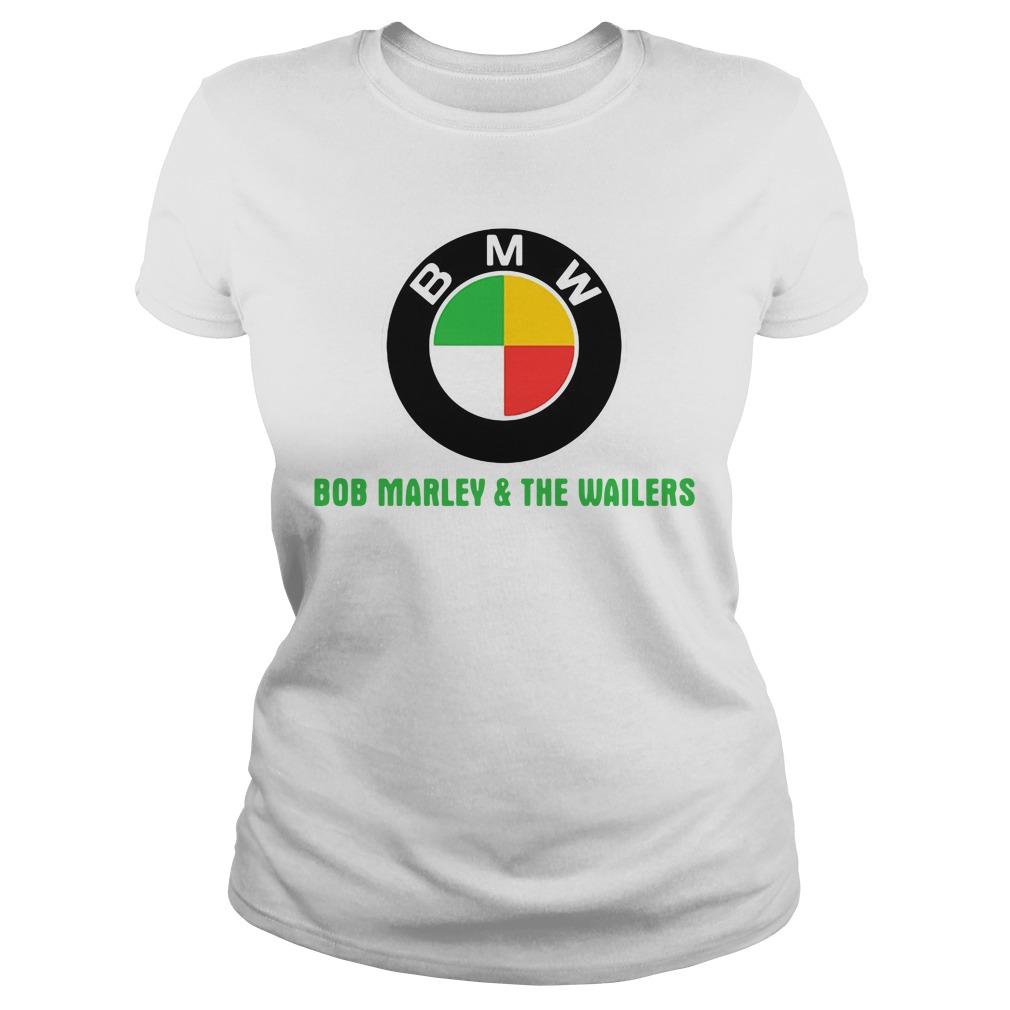 BMW Bob Marley and the wailers Ladies Tee
