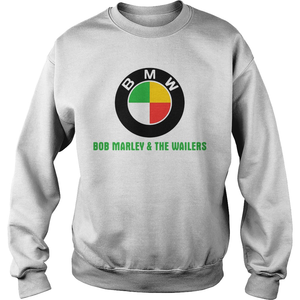 BMW Bob Marley and the wailers Sweater