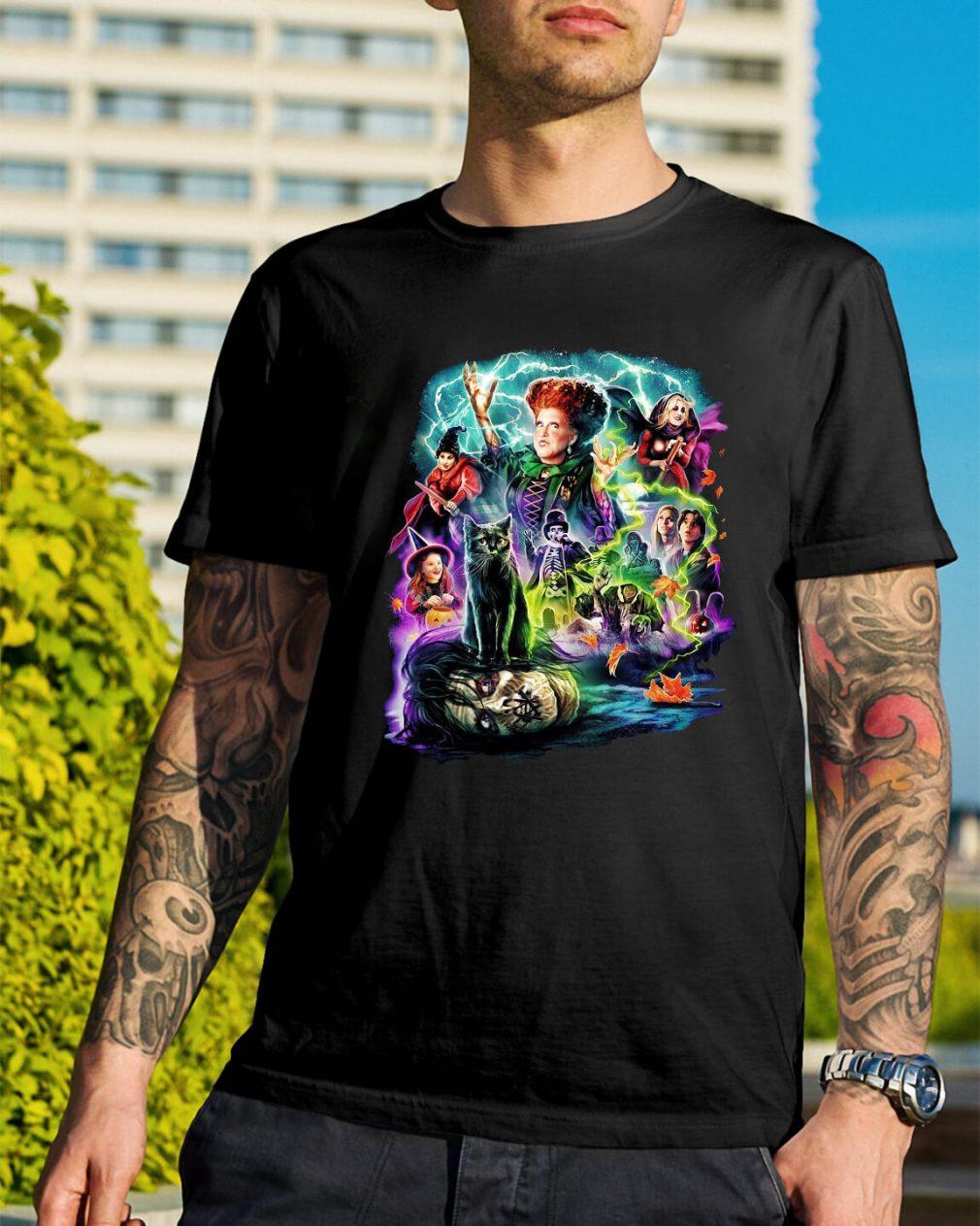 Cavity colors Hocus Pocus shirt
