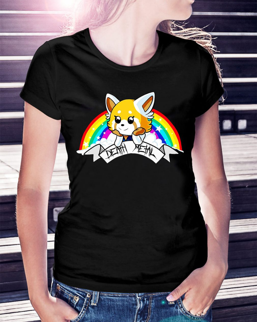 Death Metal rainbow shirt