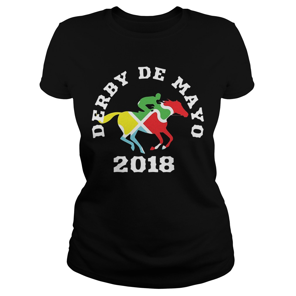 Derby de mayo 2018 Ladies Tee