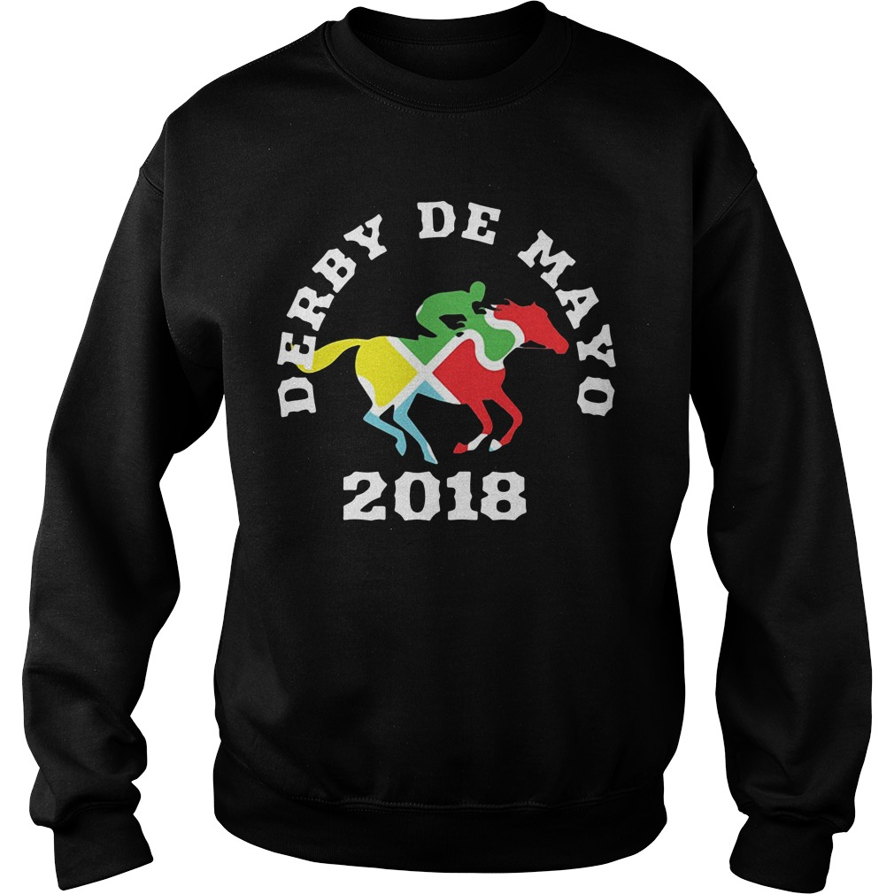 Derby de mayo 2018 Sweater