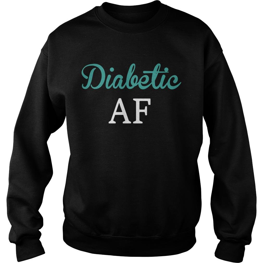 Diabetic AF Sweater
