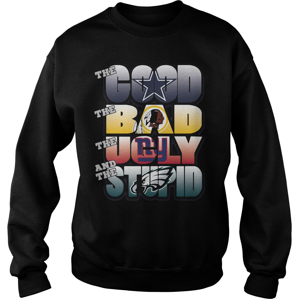 The good bad ugly and stupid NFL Dallas Cowboys Sweater