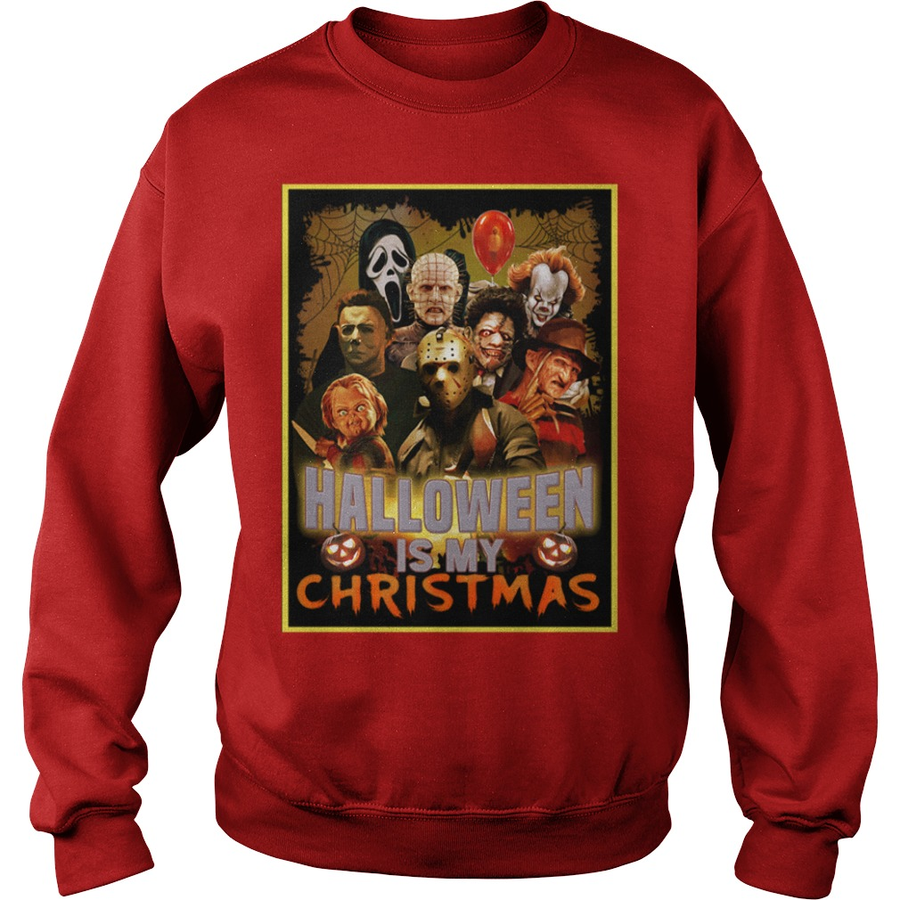 Halloween is my Christmas Honor character Sweater