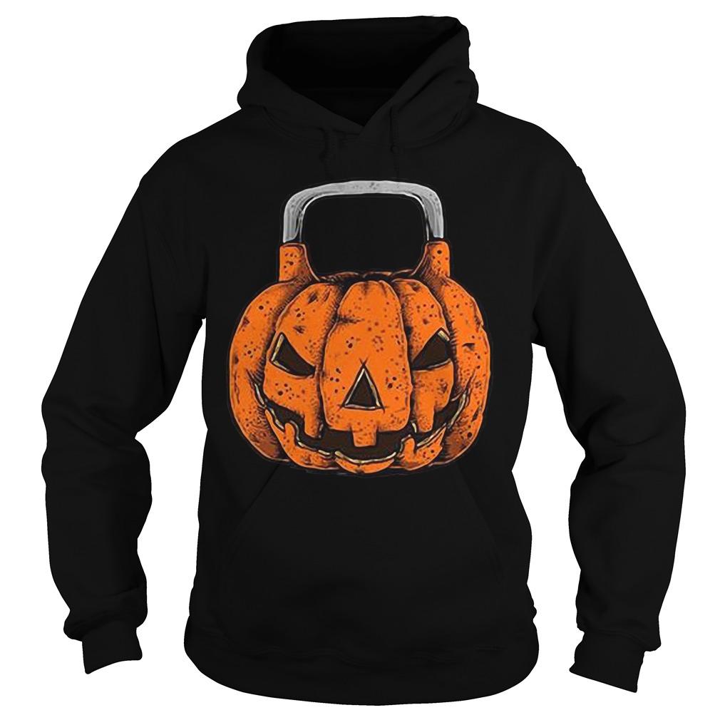 Halloween Jack O'Kettlebell Hoodie