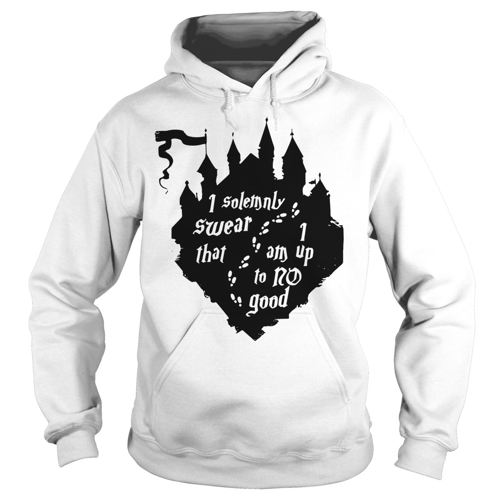 Harry Potter I solemnly swear that 1 am up to no good Hoodie