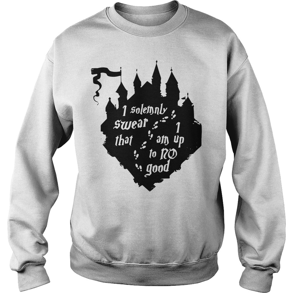 Harry Potter I solemnly swear that 1 am up to no good Sweater