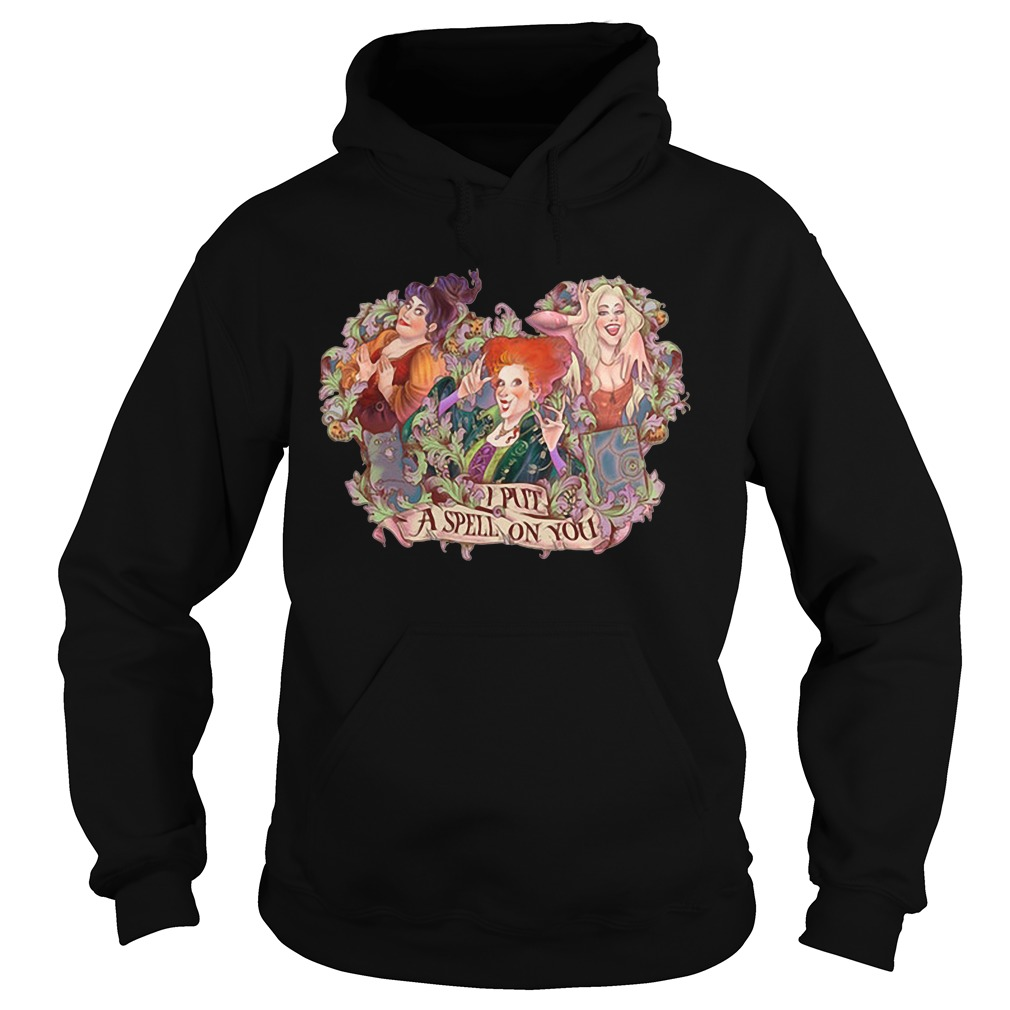Hocus Pocus I put a spell on you Hoodie