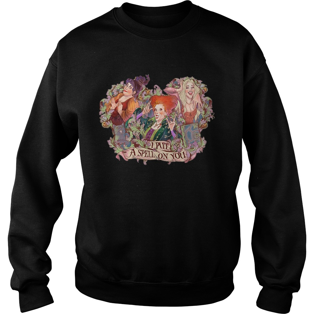 Hocus Pocus I put a spell on you Sweater