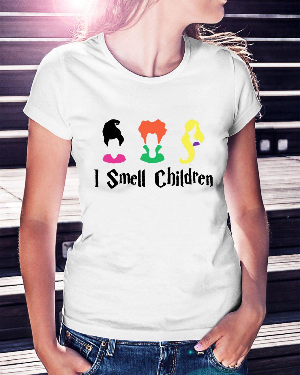 Hocus Pocus I smell children shirt