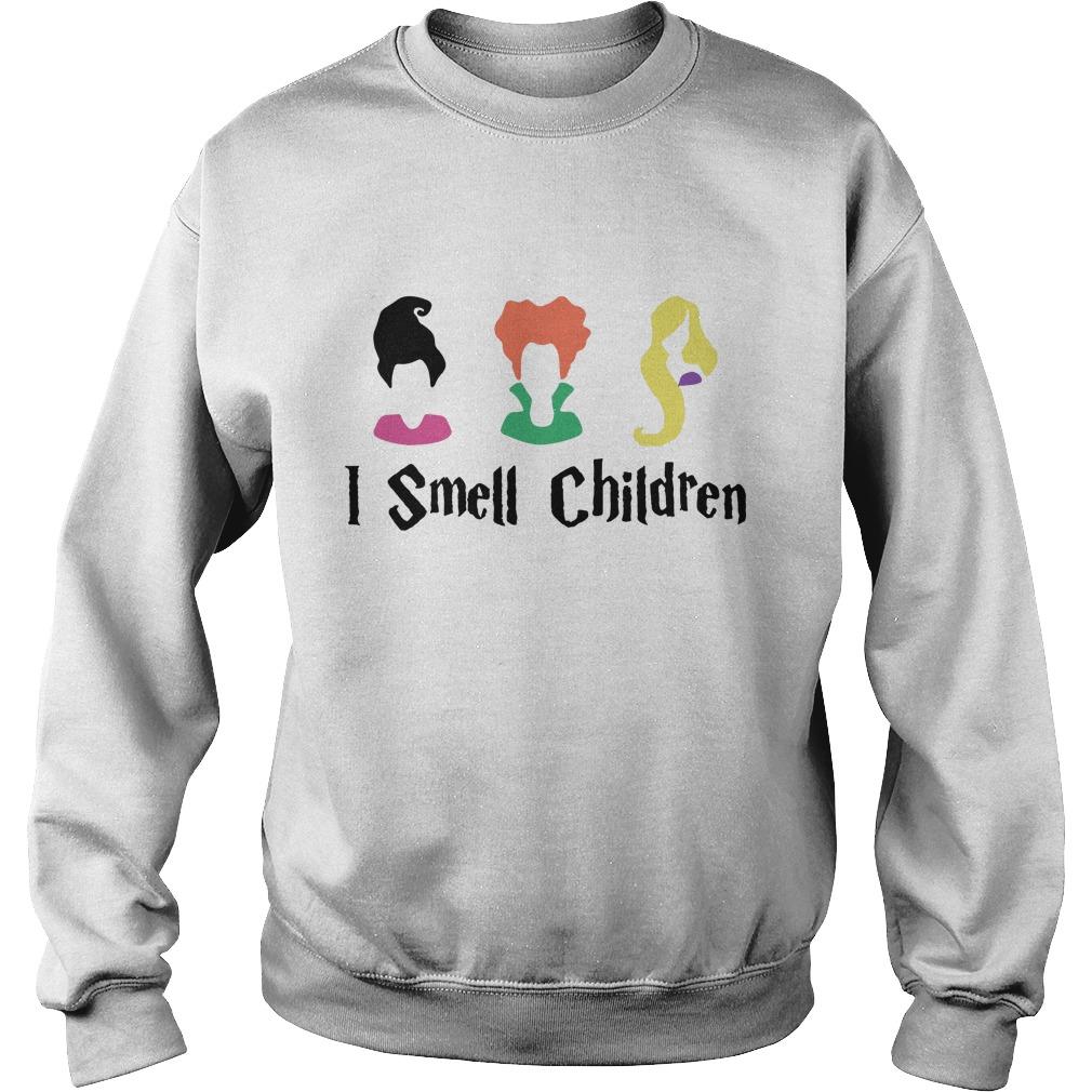 Hocus Pocus I smell children Sweater