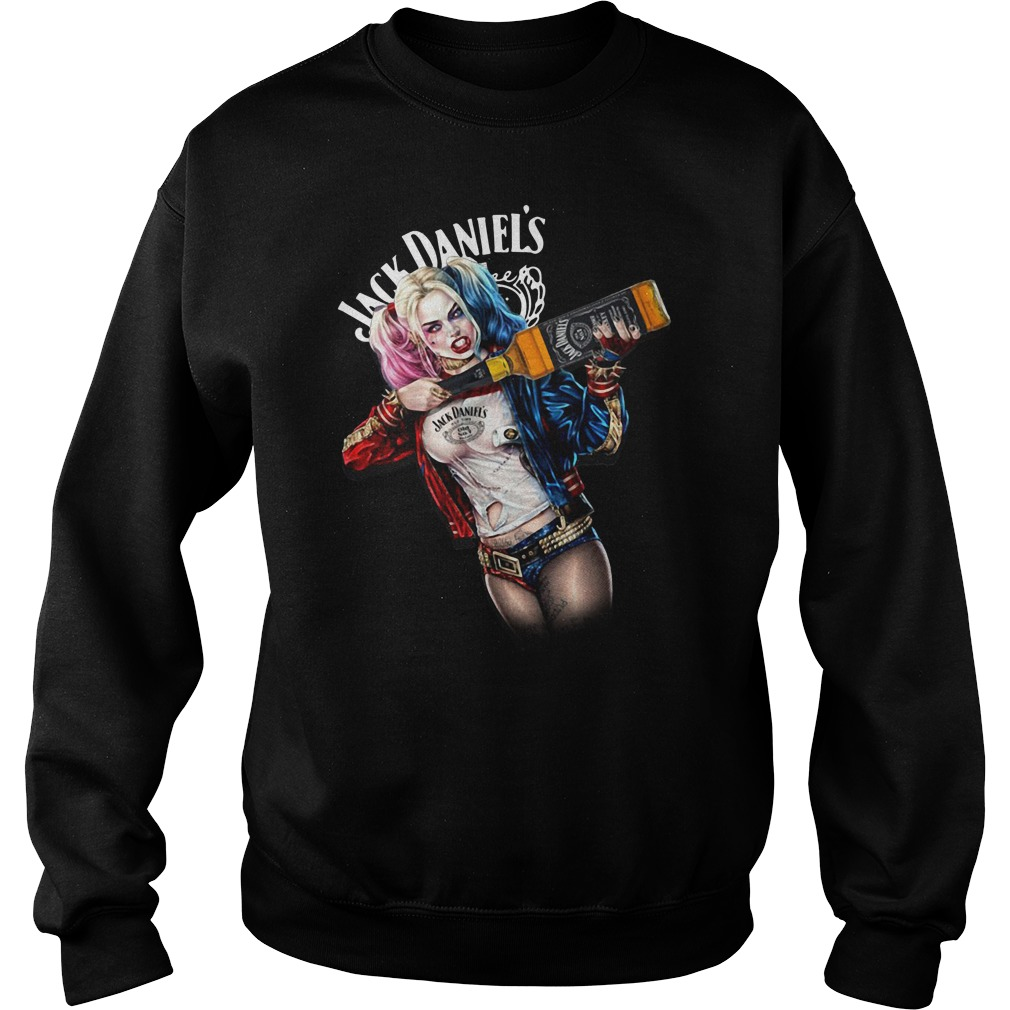 Jack Daniel's Harley Quinn Sweater