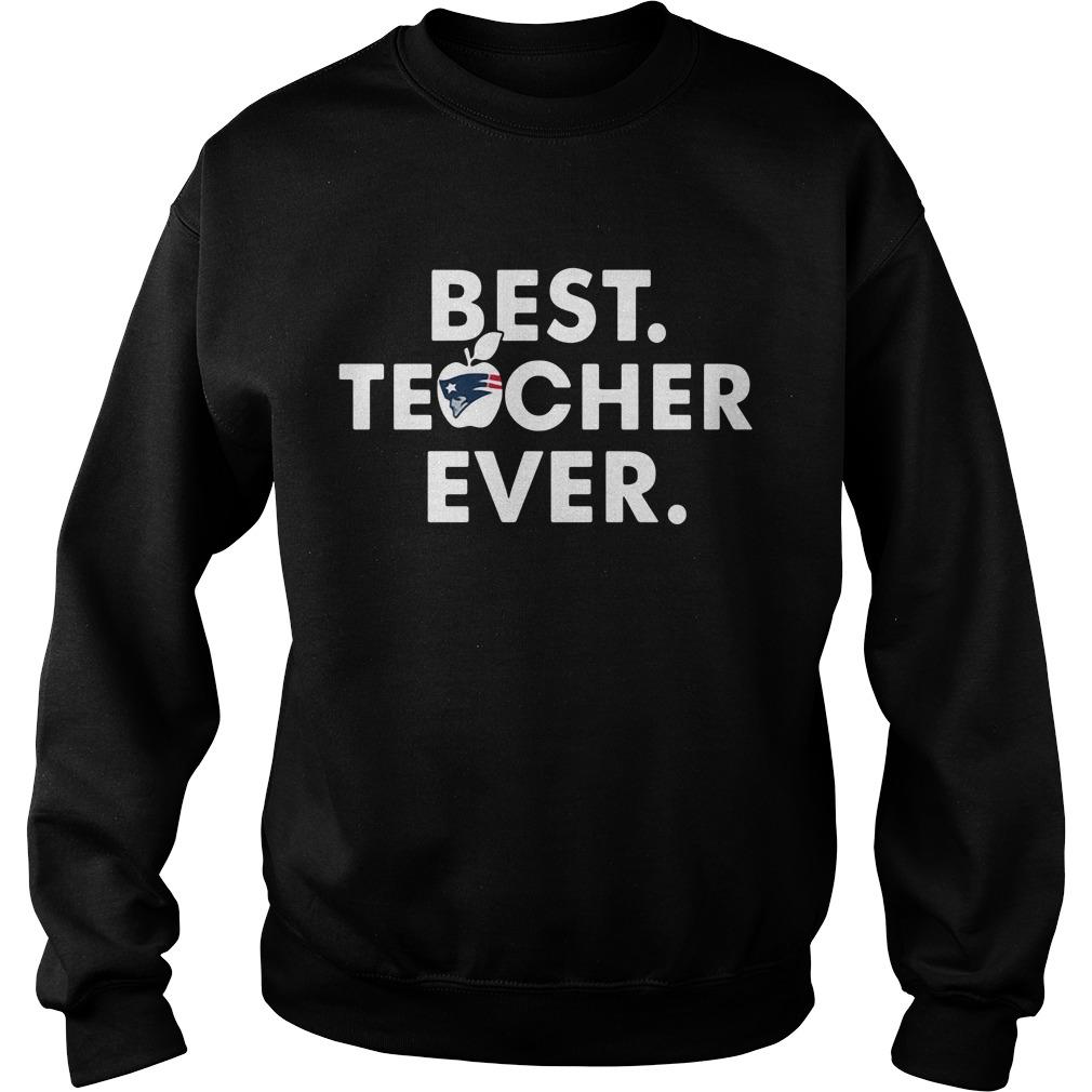 New England Patriots best teacher ever Sweater
