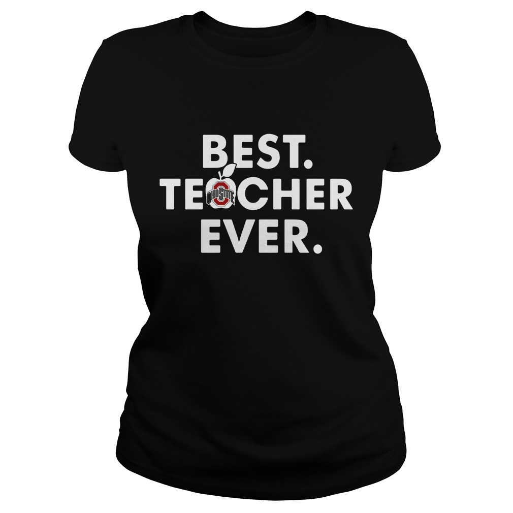 Ohio State best teacher ever Ladies Tee