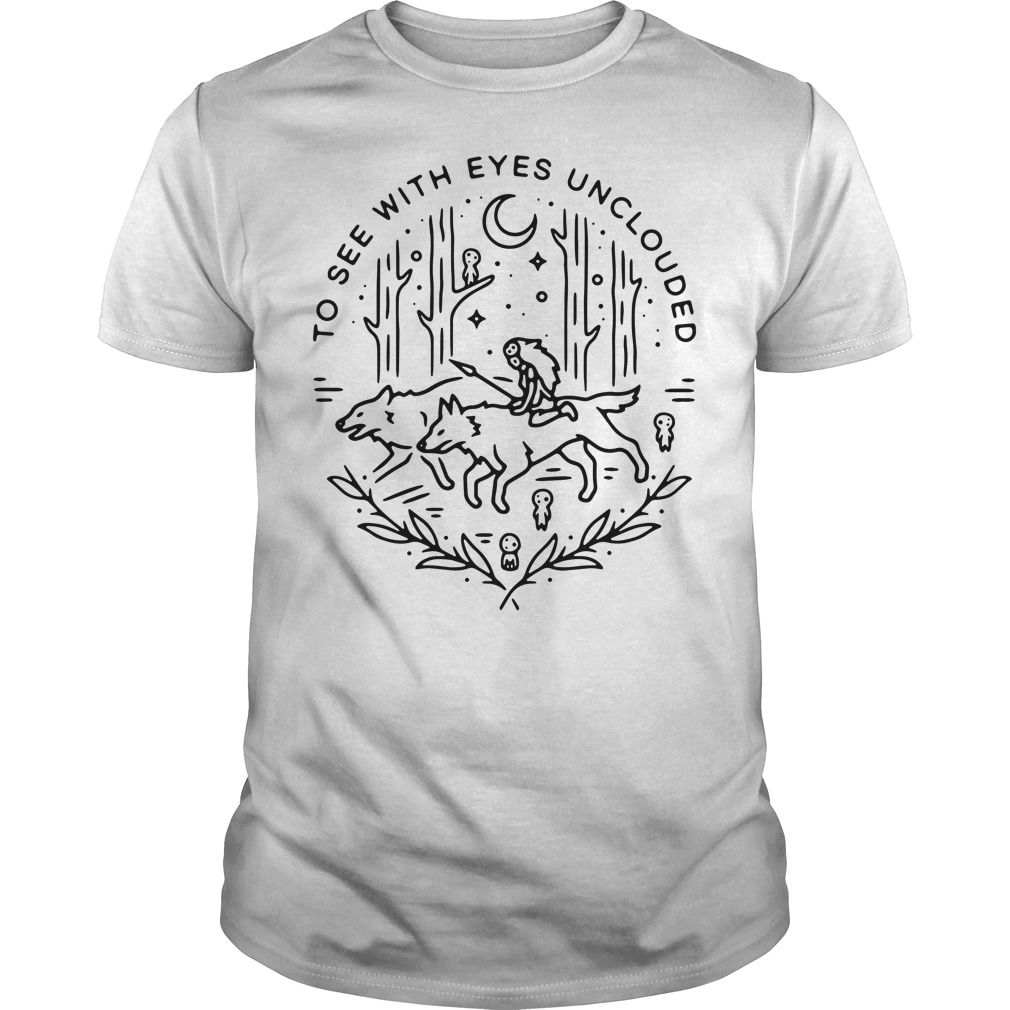 To see with eyes unclouded Guys Shirt