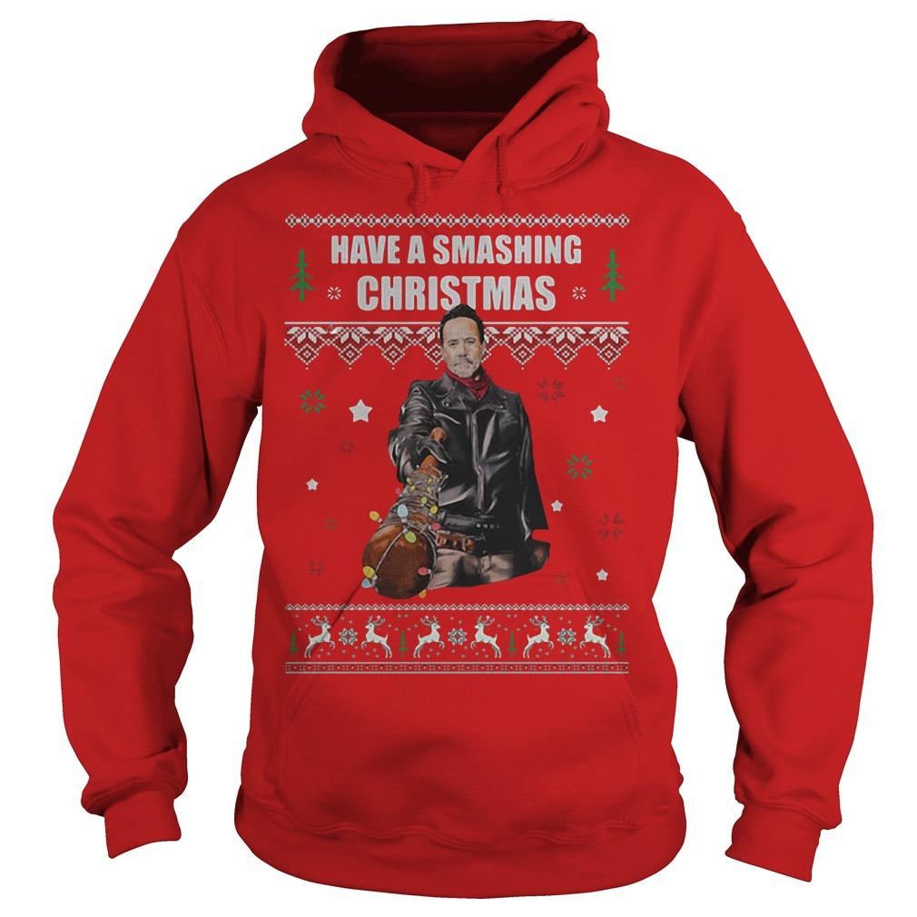 Have a Smashing Christmas Hoodie