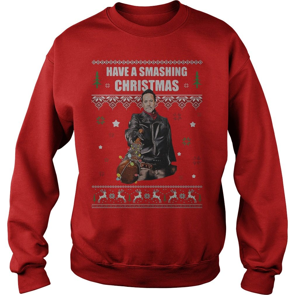 Have a Smashing Christmas Sweater