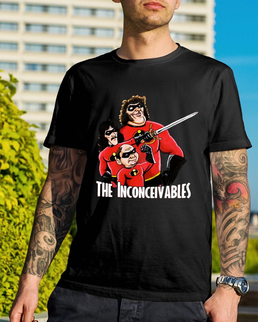 The Inconceivables shirt
