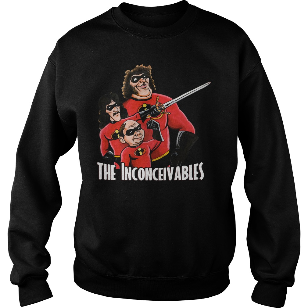 The Inconceivables Sweater