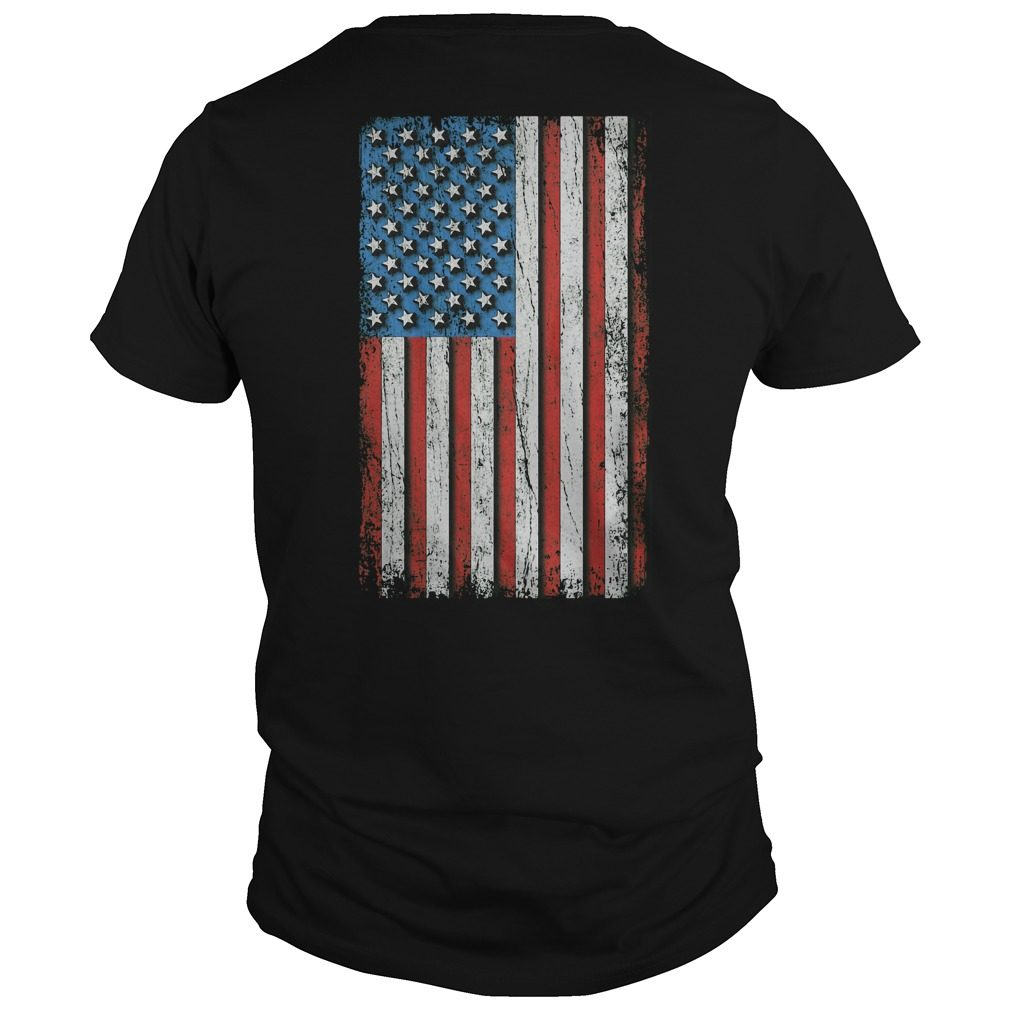 Trump a real American hero Guys Shirt