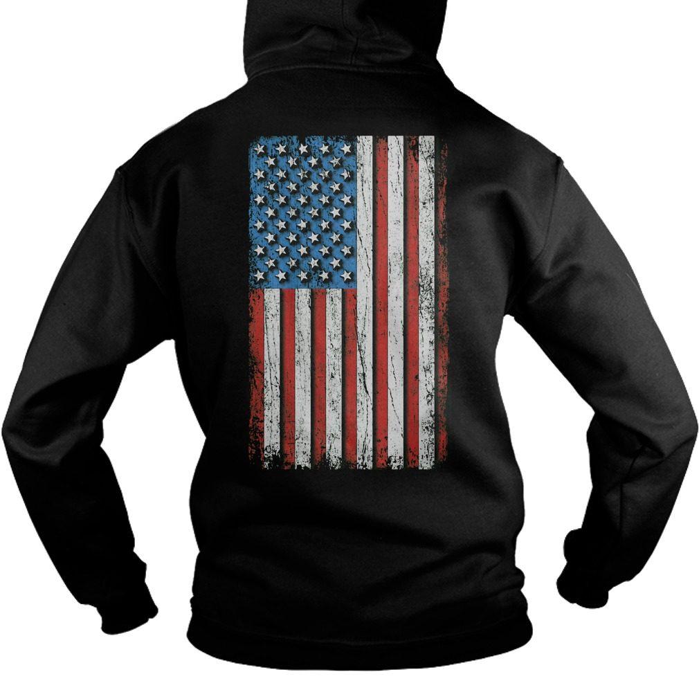 Trump a real American hero Hoodie