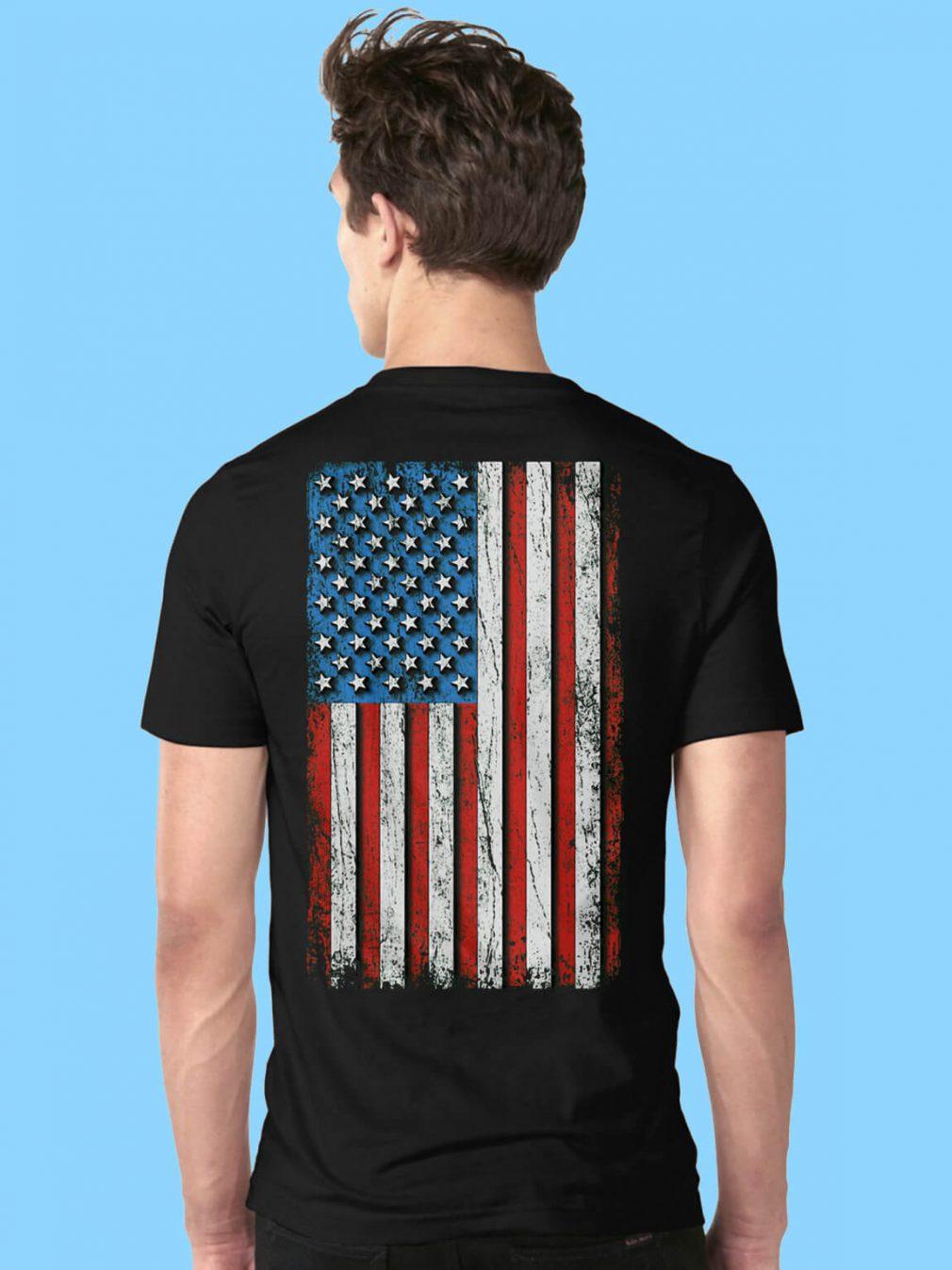 Trump a real American hero shirt