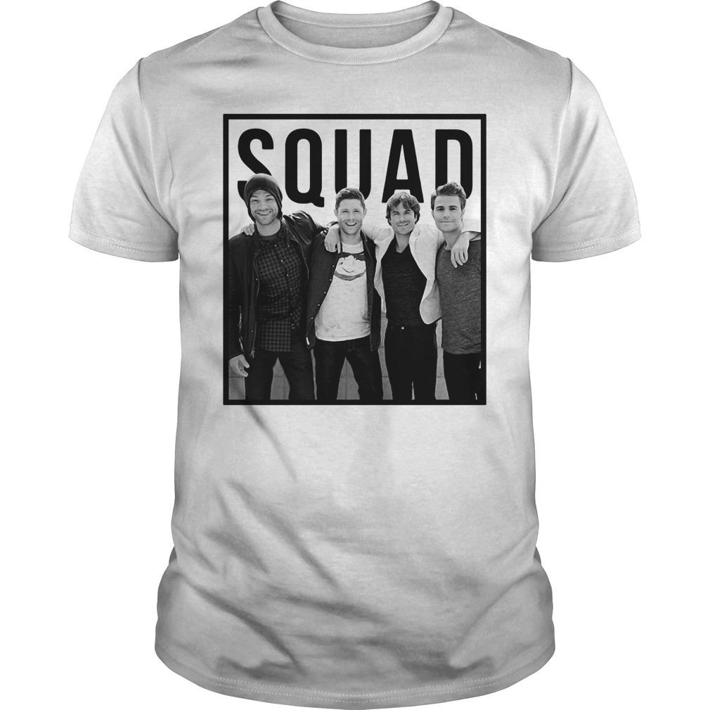 The Vampire diaries Squad Guys Shirt