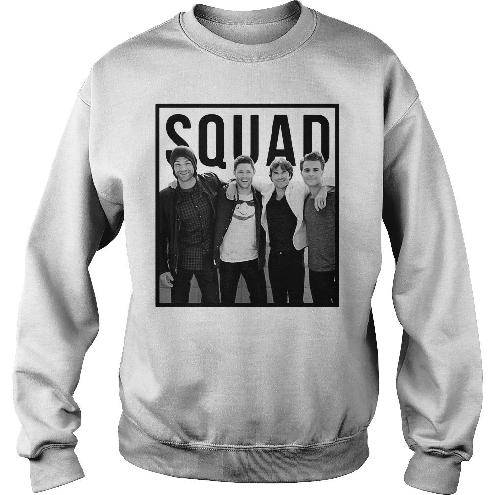 The Vampire diaries Squad Sweater