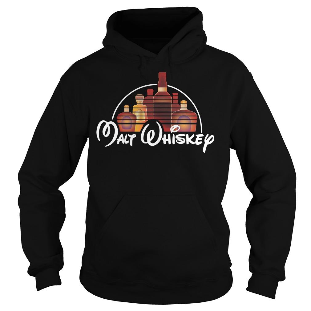 Walt Disney Malt Whiskey Guys Shirt