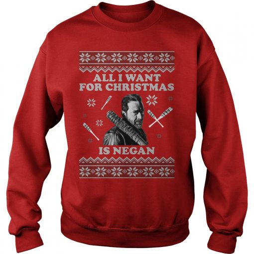 All I want for Christmas is Negan sweater